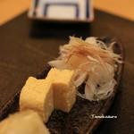宵山 むらさき -  お寿司のときの箸休め