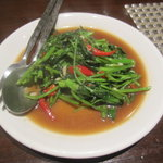 6817860 - パットパックブンファイデン(空心菜の炒め物)
