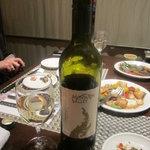 マライ - タイ産の白ワインを戴きました~♪