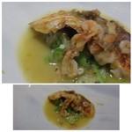 68171966 - ◆お魚料理は「イトヨリのグリル」 皮目はパリッと焼かれ、ソースも爽やかな味わい。