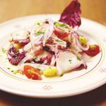 プーリア風 タコとジャガイモのサラダ