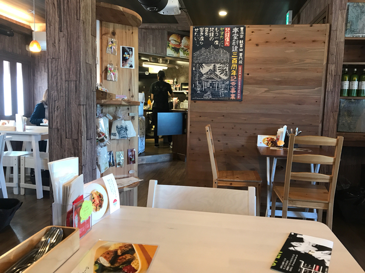 カフェレストラン デュボワ