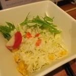 フライパン - 何気に美味しいサラダ