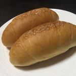 ブーランジェリー ベンケイ - 塩パン