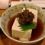 68174213 - ふきみそ豆腐