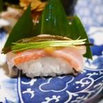 鮨むらかみ - 料理写真:金目鯛