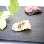 リストランテ カーサ瀬戸内 - 彩りが綺麗