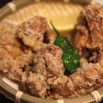 福の花 - 長州鶏の唐揚げ