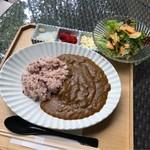 うつわ茶房 KEYAKI - 料理写真:テッセンカレー
