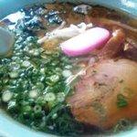 ラーメンハウス大和 - 料理写真:醤油ラーメン