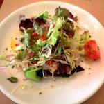café+kitchen 北風と太陽 - ランチのサラダ