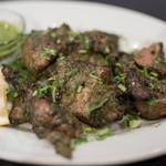 Dhaba India - 2017.6 ラム肉のバラカバブ(1,100円)
