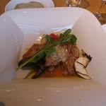 アマルフィイ ホワイトガーデン - 豚肉の煮込み