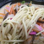丸徳 - 麺はこんなんです