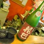Ace - 花巴山廃純米三河屋別誂