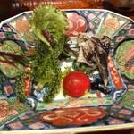 う越貞 - 舞鶴のとり貝