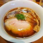 ラーメン屋 トイ・ボックス - 料理写真:醤油ラーメン750円