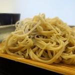 そば酒房 陽ざ志 - 蕎麦