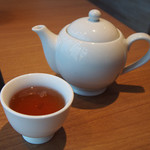 MKレストラン - 蒸し野菜と飲茶のランチ