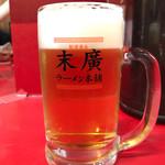 68189200 - 生ビール