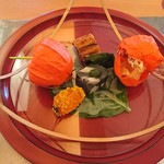 小田急 山のホテル - 前菜