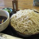 司津屋 - 鴨ざる