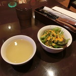 68190051 - スープ&サラダ