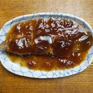 【コラーゲンたっぷり!かすべの煮こごり!】