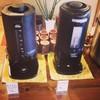 ポカラ - ドリンク写真:ホットコーヒー、ホットチャイ