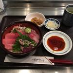幸鮨 - 三食丼
