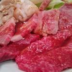 焼肉牛徳 - 料理写真: