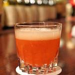 カルバドール - 苺のカクテル