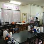 長谷川食堂 - 店内の様子