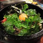 焼肉 白雲台 - 全州ビビンバ1250円