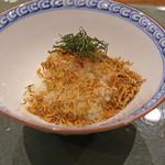 日本料理 とくを - じゃこ紫蘇ご飯