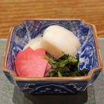 日本料理 とくを - 香の物