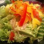 薩摩 牛黒亭 - あっさりシンプルサラダ