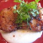Naga~n cucina italiana - 鶏の香草焼き