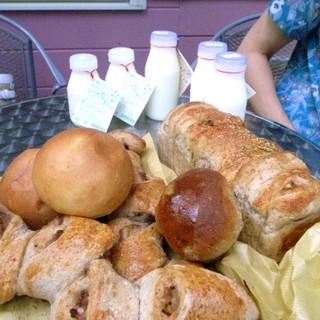 そらいろのたね - 料理写真:パン