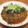 ドラゴンレッドリバー - 料理写真:冷やし黒胡麻担々麺