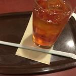 カフェ・ベローチェ - アイスティー210円