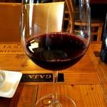 パーレンテッシ - グラス赤ワイン \780