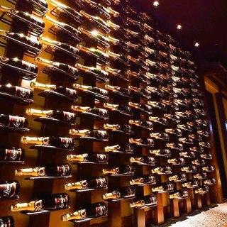 ソムリエ厳選の世界各地のワイン