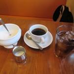 ヴォメロ - コーヒー & ピーチアイスティー