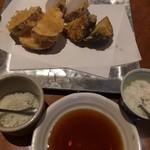 驀仙坊 - お芋の天ぷら