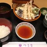 68203359 - 天ぷら(楓)1800円