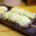 もつ焼 串銀 - 料理写真:タンネギ