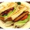 メリーゴーラウンドカフェ - 料理写真:BLTサンド