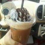 カフェ ローブ - ドリンク写真:ショコララテ