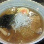 麺屋 熊野古道 - 中華そば